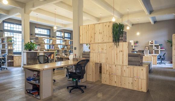 Paper hub openspace 1