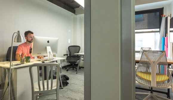 Level indianapolis private office 5