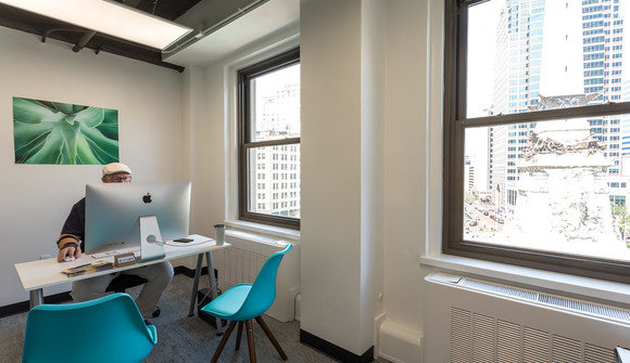 Level indianapolis private office