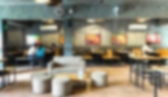 myHQ Qahwa Coworking Cafe