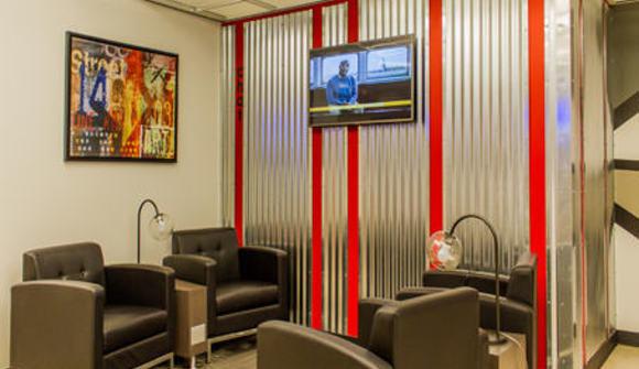 Mart business lounge