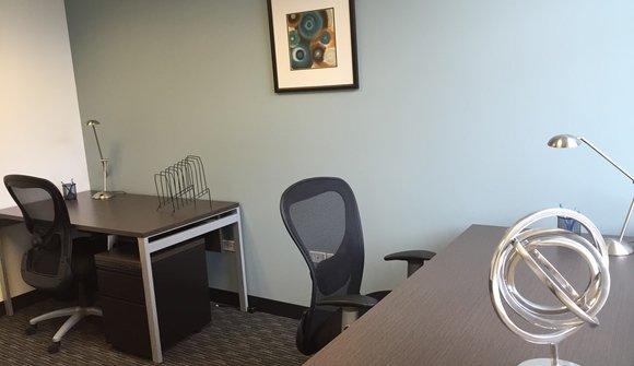 Office 1229.two desks