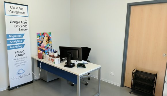 Desk 1 my desk