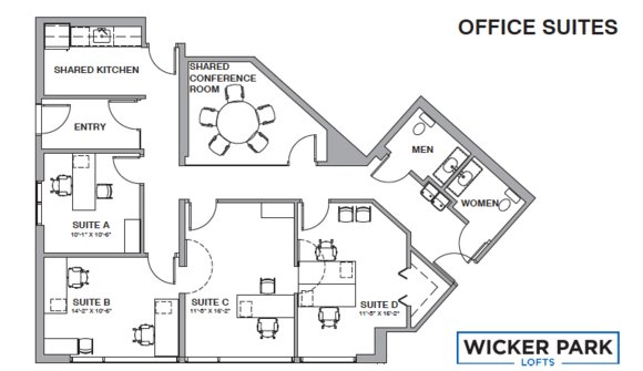 Haddon office plans