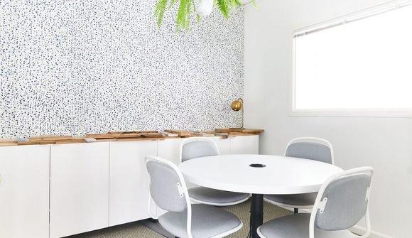 Radiant meeting room