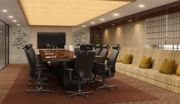 State of art board rooms