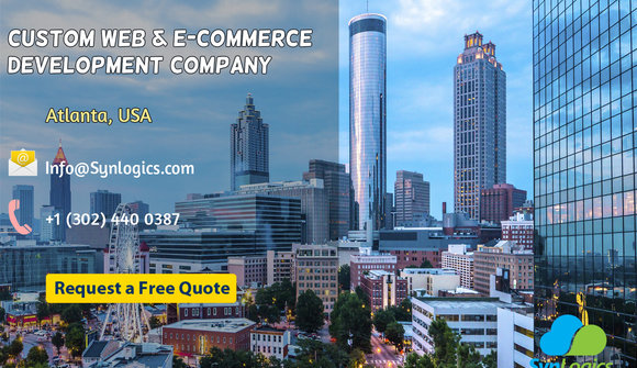 Web and ecommerce development atlanta