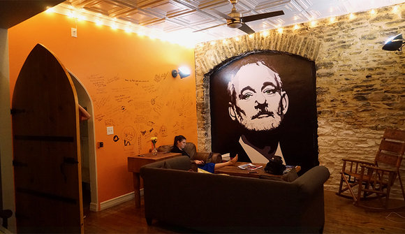 Bill murray room
