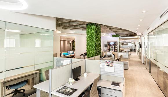 Starthub coworking shared office dedicated desk mini mini