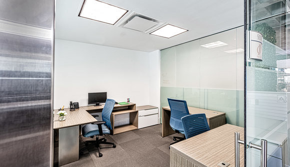 Starthub coworking shared office private suite mini mini