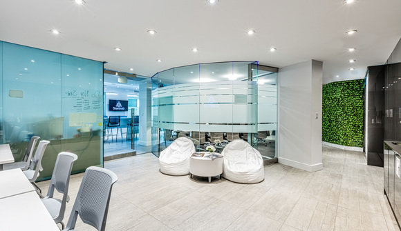 Starthub modern coworking shared office lounge mini mini