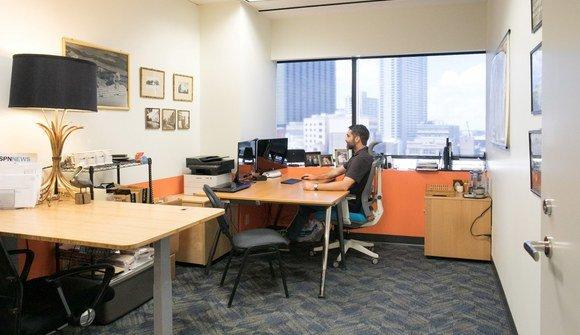 Poydras office