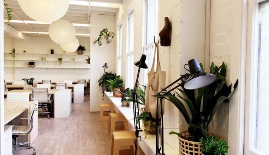 Space-Bar (Redfern) – Coworking & Shared Office – Desktime