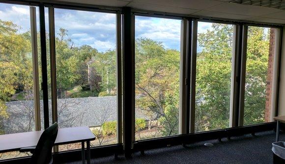 Third floor view