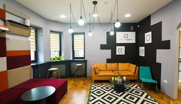 Thatdevspace lounge area