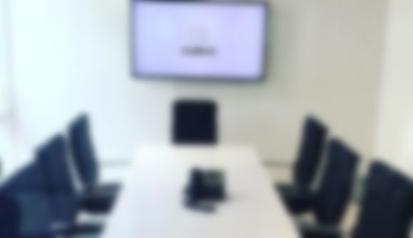 Cubico's Aesthetic Conference Room