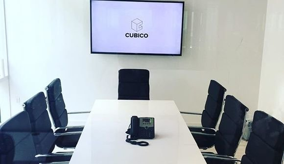 Cubico conference room 2