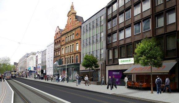 Dawson street street image