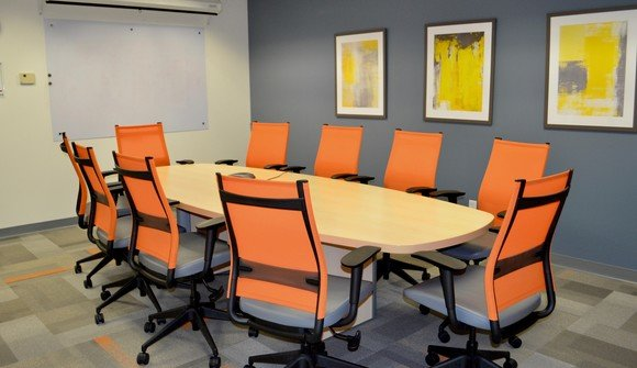 Conference room 1 in boulder colorado seating 10