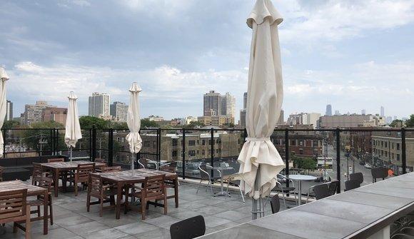 Rooftop desklabs