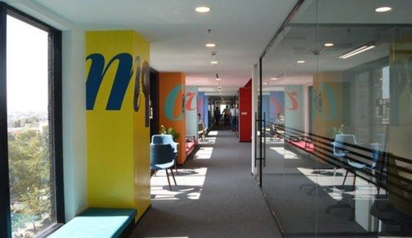 Corridor breakout area