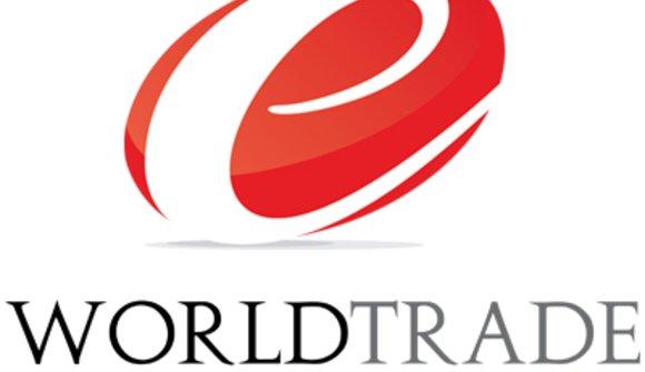 E world trade logo