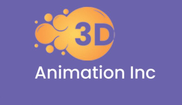 3d animation inc logo