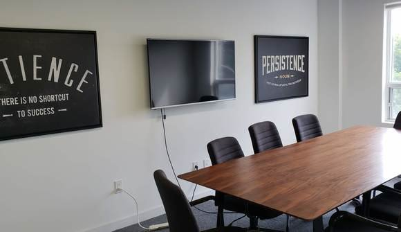 Broadview boardroom