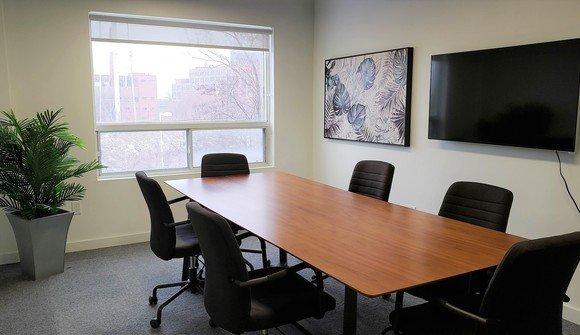 Eastern boardroom