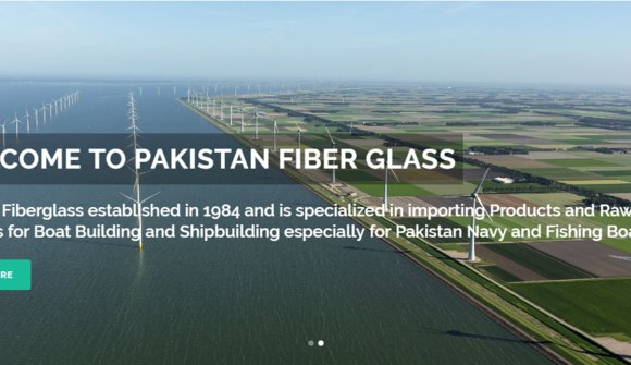 Pakistan fiberglass