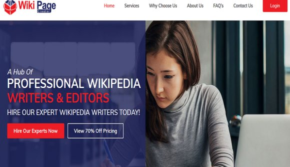 Wikipeagecreator banner