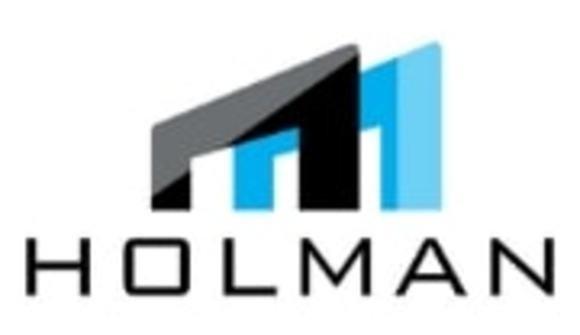 Holman exhibits logo