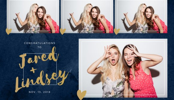 Photo booth template 2