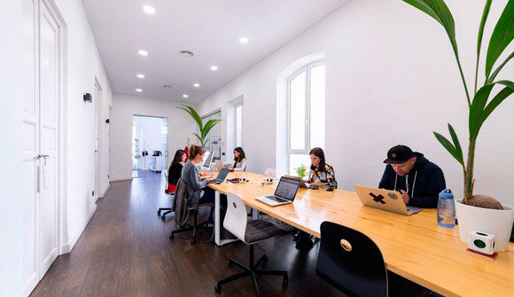 Workspace coworking almeria capital flex