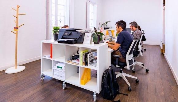 Workspace coworking espacios trabajo compartido almeria fix