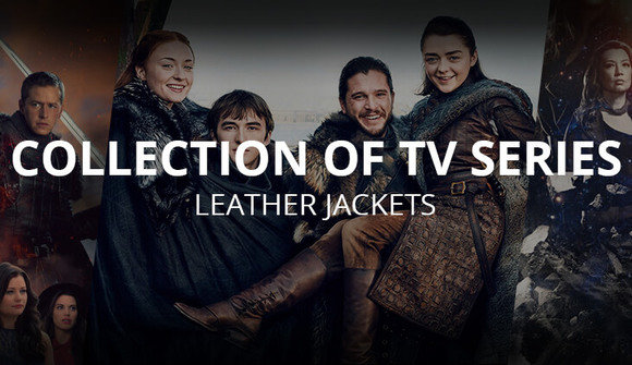 Tv shows leather jackets