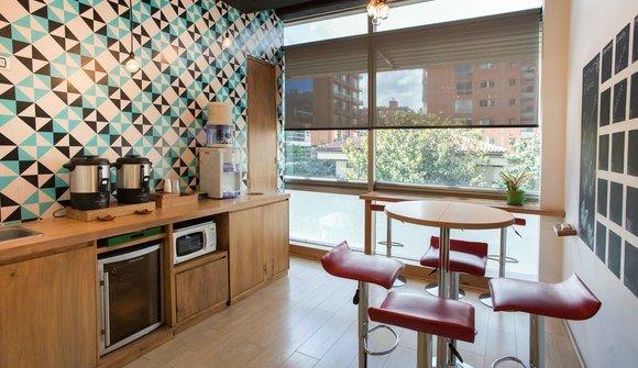 Cafeteria calle 90