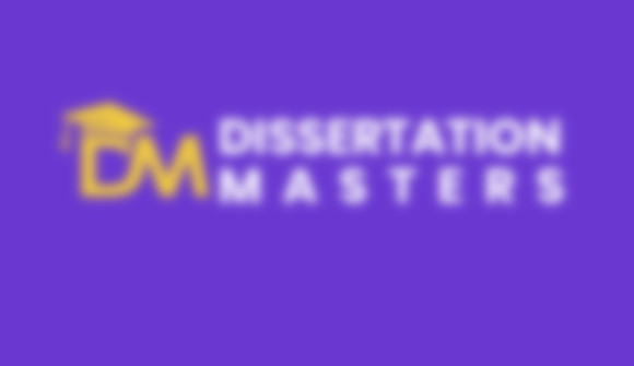 dissertation masters