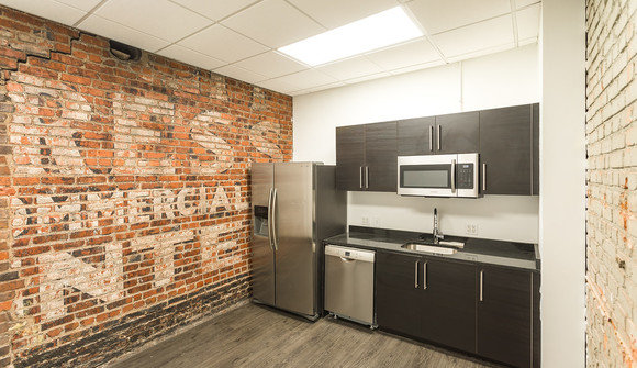 Smart suite kitchen