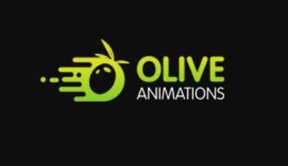 Olive animation logo