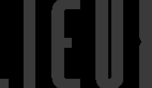 Lieux website design logo
