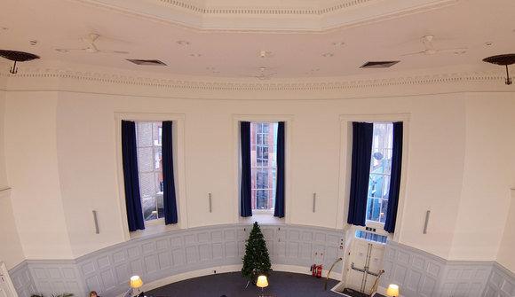 The Hall, Kennington Creative Hub