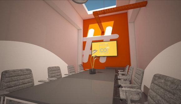 Collettivo virale sala riunioni 2
